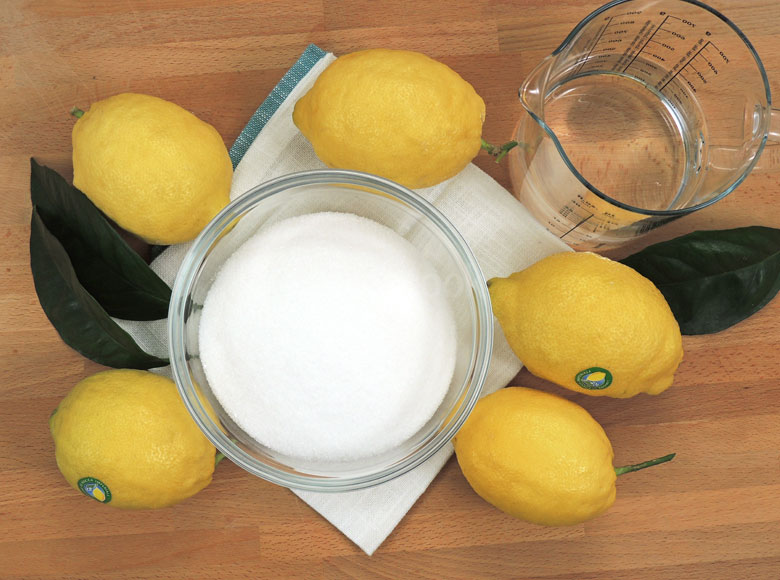 limoncello ingredienti - Limoncello